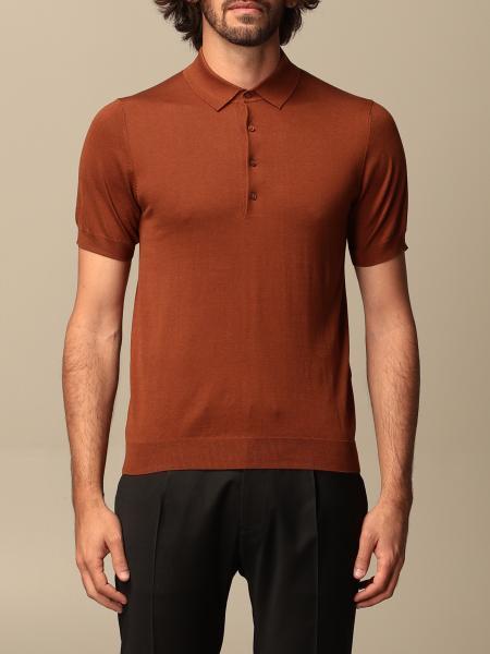 Paolo Pecora: Polo shirt men Paolo Pecora