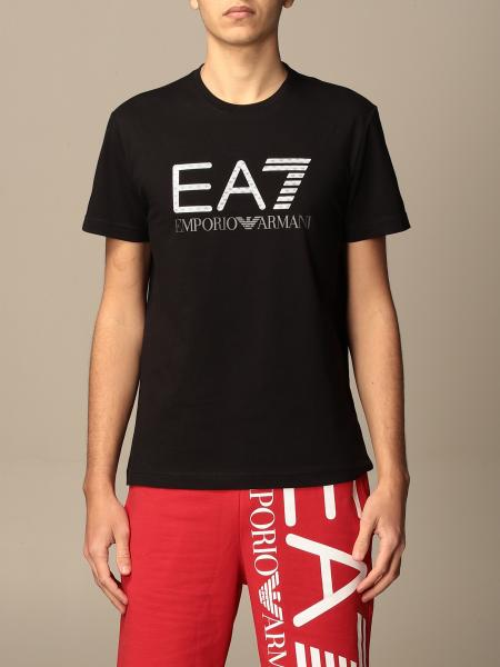 T-shirt Ea7 con logo