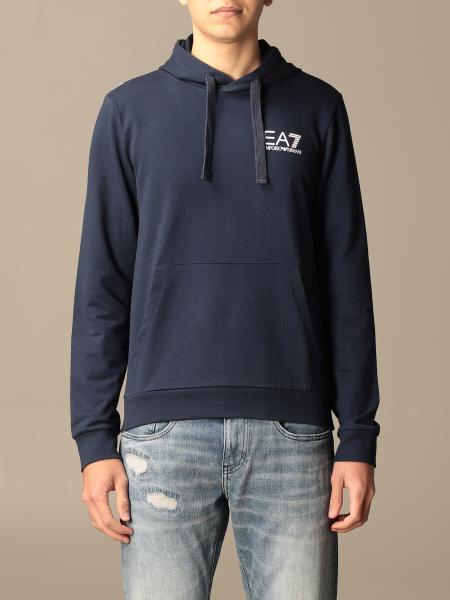 Ea7: Sweatshirt homme Ea7