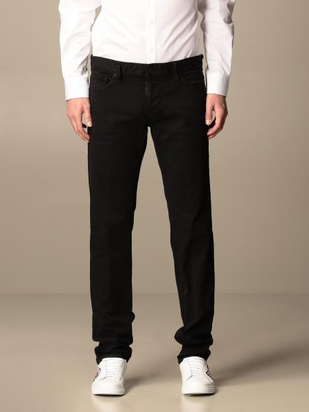 Jeans Black Bull Dsquared2 in denim scuro