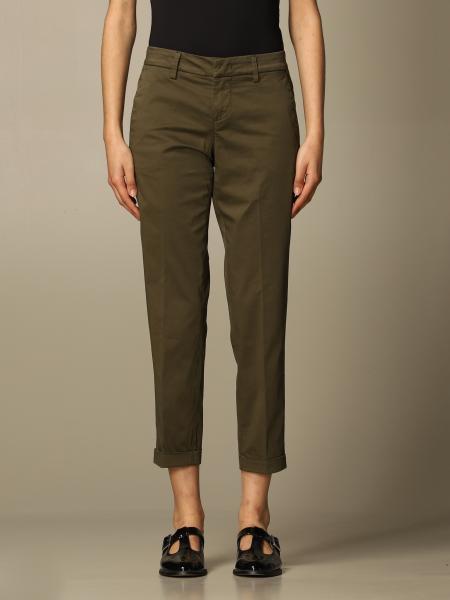 Fay women: Fay cotton pants