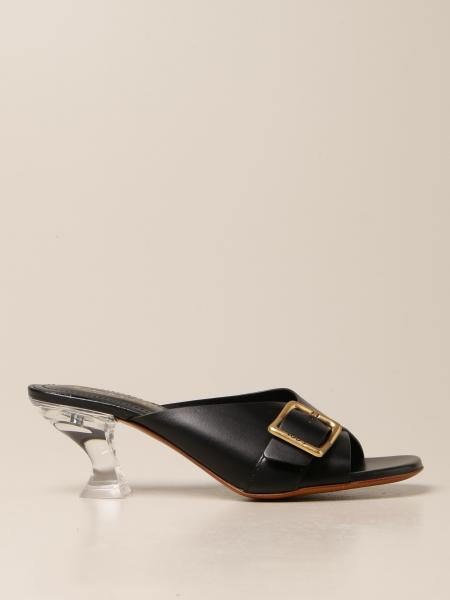 Sandalen mit absatz damen Tod's