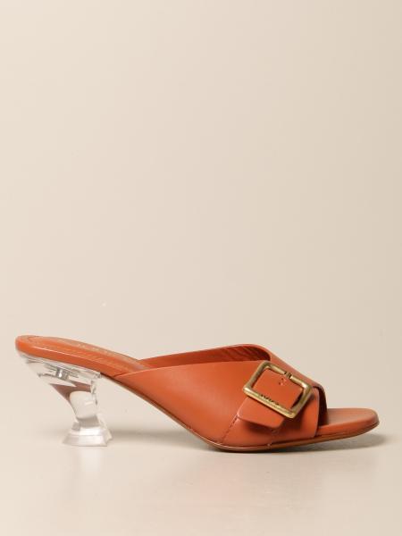 Tod's women: Heeled sandals women Tod's