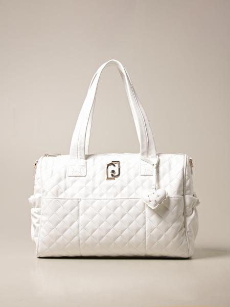 Liu Jo diaper bag in quilted synthetic leather