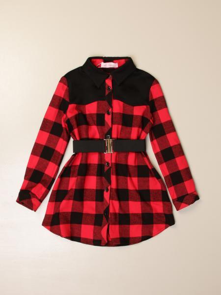 Рубашка Детское Miss Blumarine