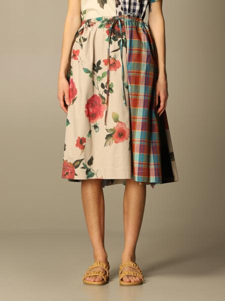 Skirt women Semicouture