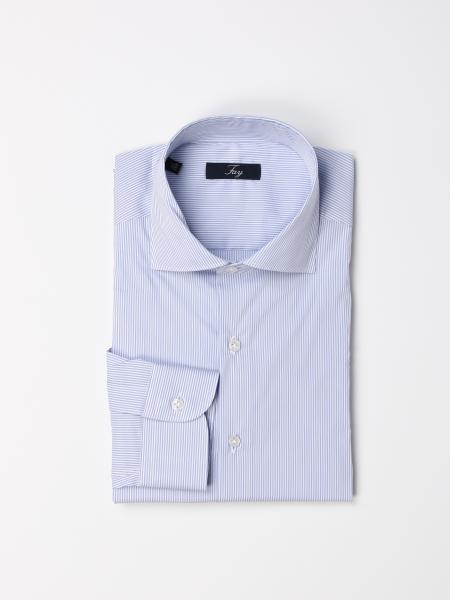 Fay men: Shirt men Fay