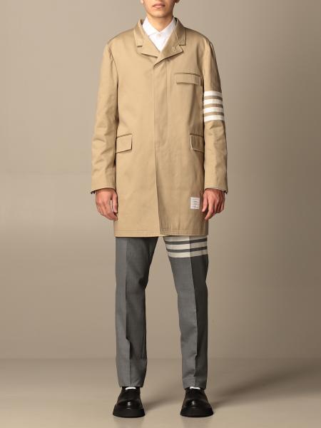 Cappotto uomo Thom Browne