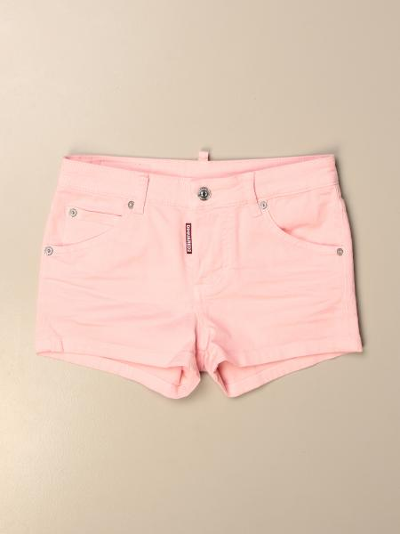 Dsquared2 Junior 5-pocket shorts