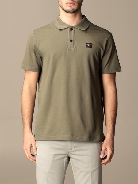 Paul & Shark: Paul & Shark basic cotton polo shirt