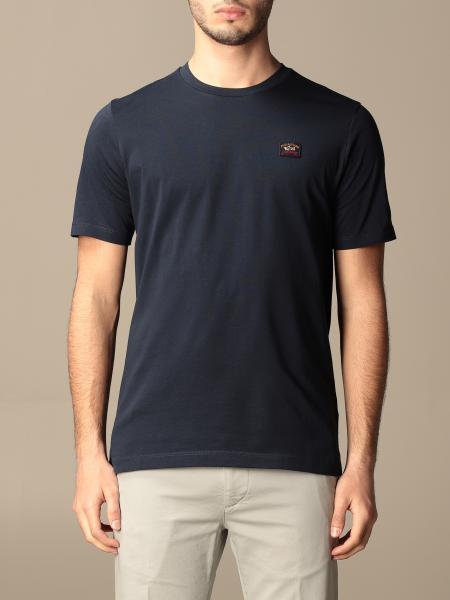 Paul & Shark: Basic Paul & Shark t-shirt with logo