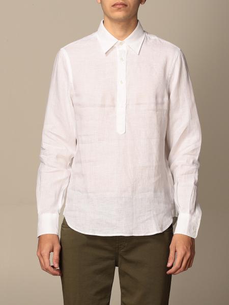 Aspesi shirt in basic linen