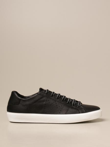 Sneakers men Leather Crown
