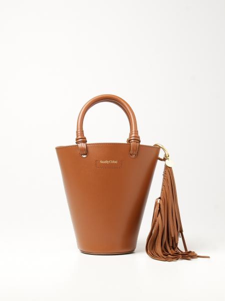See By Chloé: Borsa a tracolla See By Chloé in pelle