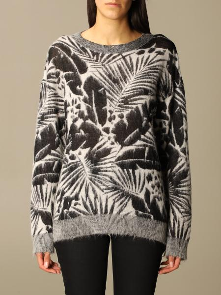 Sweatshirt damen Saint Laurent