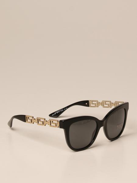 Versace women: Glasses women Versace