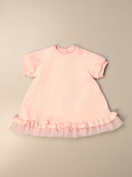 Fendi für Kinder: Kleid kinder Fendi