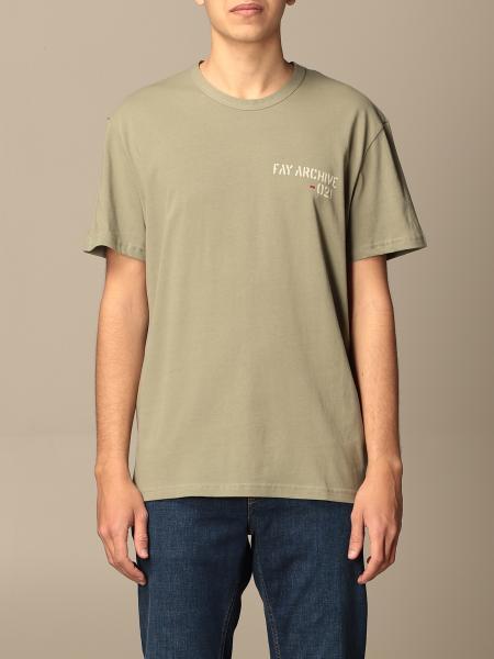 Fay men: T-shirt men Fay