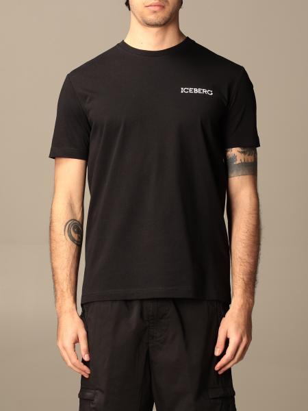 Iceberg: T-shirt homme Iceberg