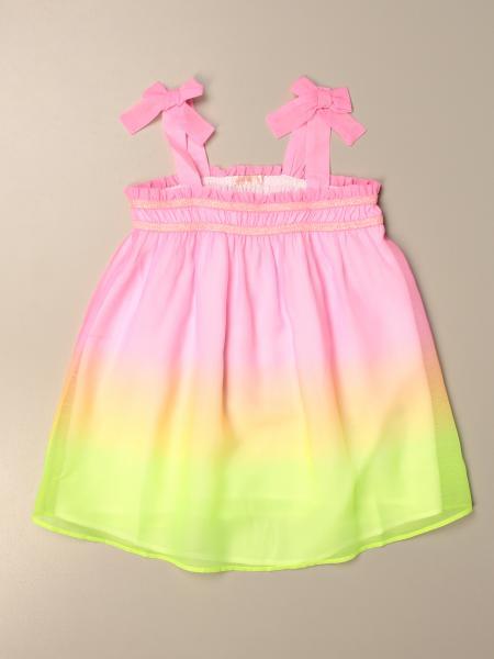 Billieblush: Short Billieblush dress with gradient effect