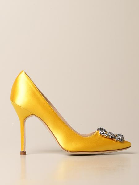Court shoes women Manolo Blahnik