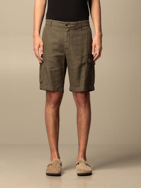Eleventy linen shorts