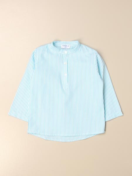 Siola: 衬衫 儿童 Siola