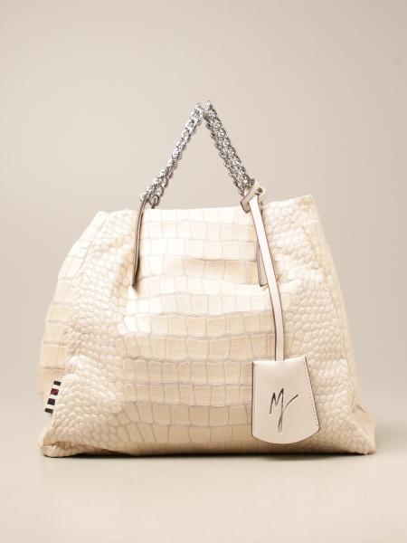 Manila Grace women: Jasmin medium Manila Grace crossbody bags