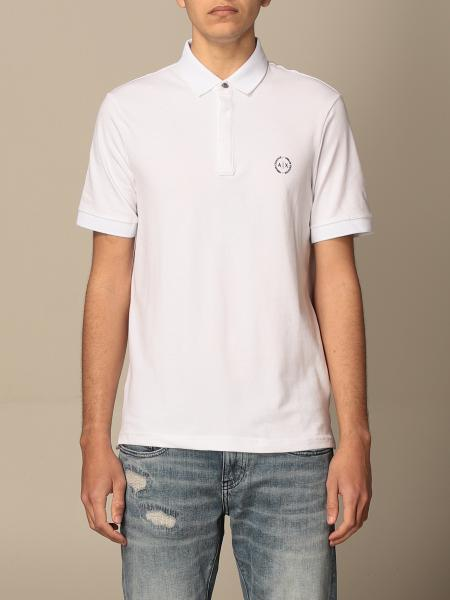 Polo shirt men Armani Exchange