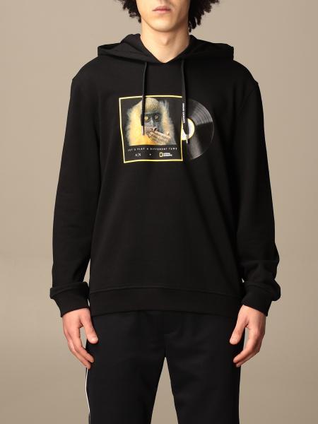 Sweatshirt homme Armani Exchange