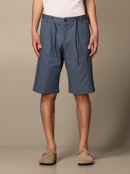 Pantaloncino Alessandro Dell'acqua in cotone