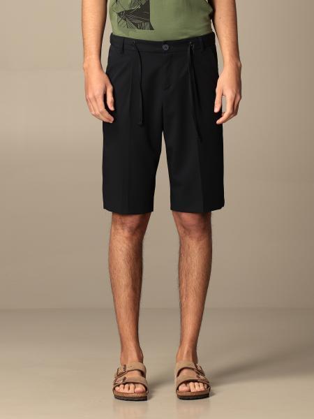 Alessandro Dell'acqua men: Alessandro Dell'acqua basic shorts