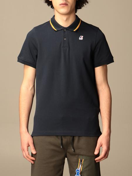 Camiseta hombre K-way