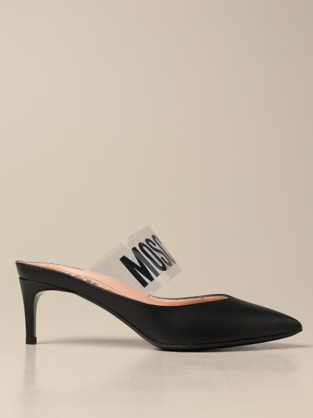 Schuhe damen Moschino Couture