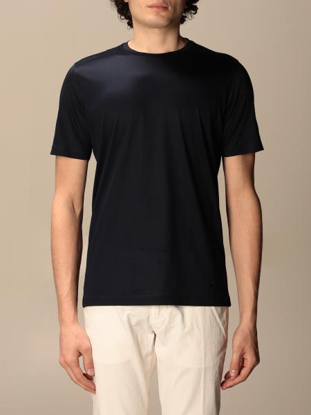 Corneliani: T-shirt basic Corneliani