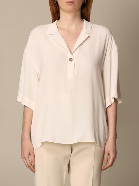 Fay women: V Fay basic shirt