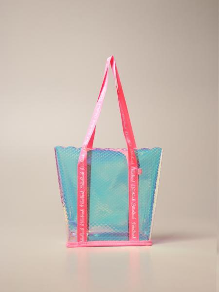 Billieblush shoulder bag with scales effect