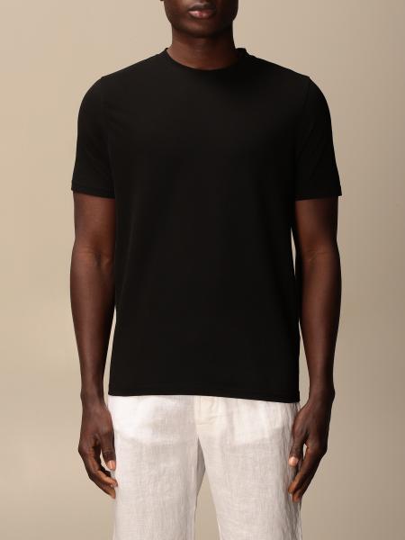 Alpha Studio men: Alpha Studio cotton T-shirt