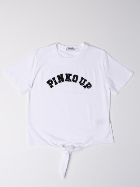 T-shirt Pinko con logo