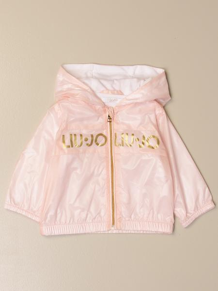 Liu Jo hooded jacket with logo