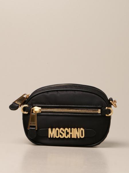 Moschino Couture nylon bag