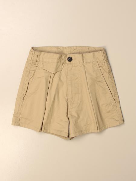 Dsquared2 Junior cotton shorts
