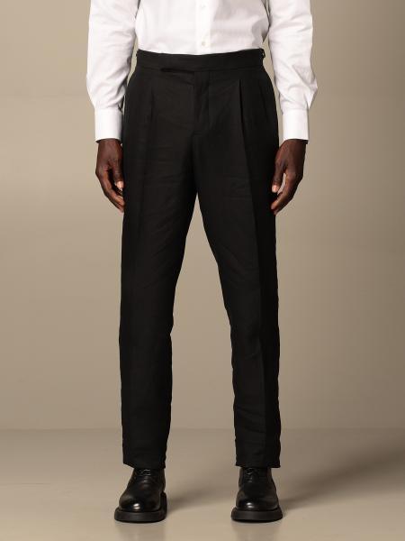 Lardini: 裤子 男士 Lardini
