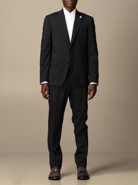 Suit men Lardini