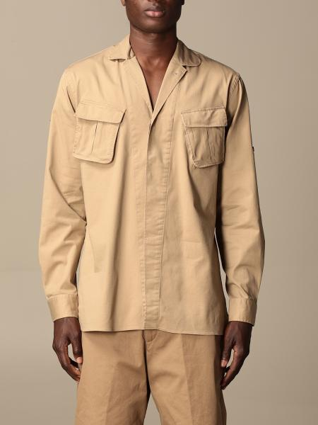 Lardini: 衬衫 男士 Lardini