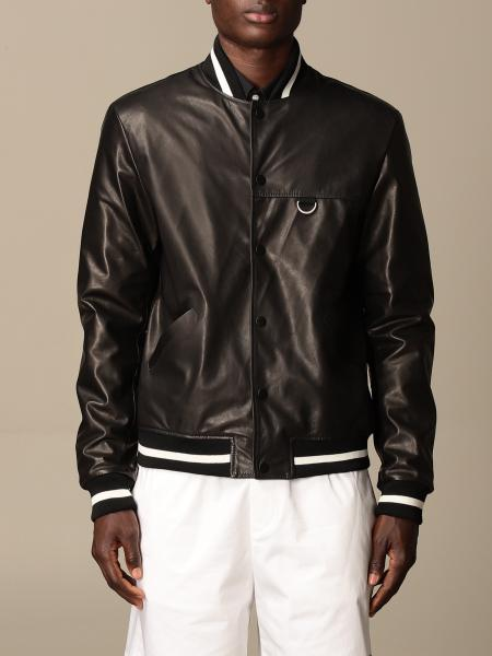Low Brand: Low Brand leather bomber