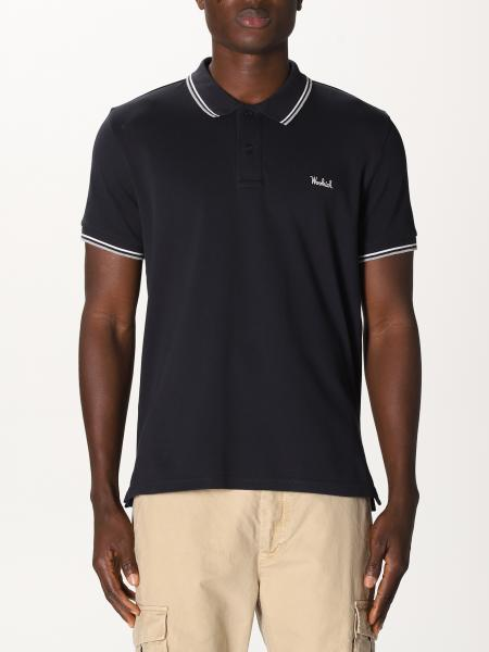 Woolrich: Polo homme Woolrich