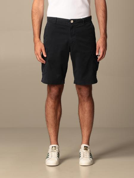Woolrich shorts with cargo pockets
