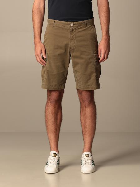 Pantaloncino Woolrich con tasche cargo