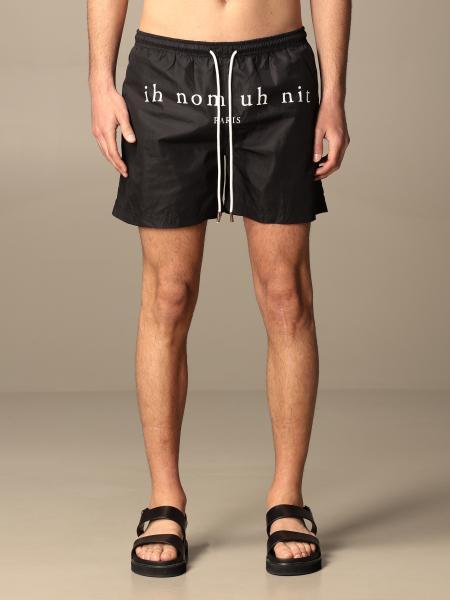 Ih Nom Uh Nit: Costume a boxer Ih Nom Uh Nit in nylon con logo